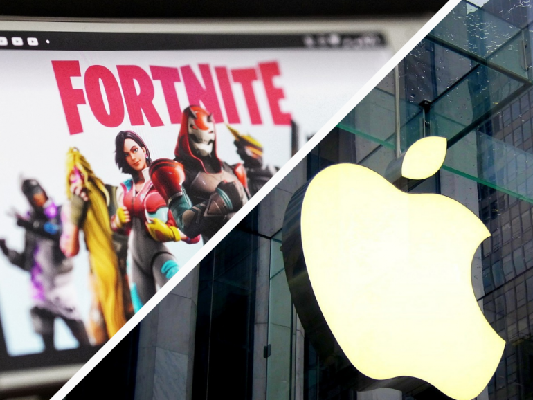 Epic Games VS Apple: Lucha de Titanes