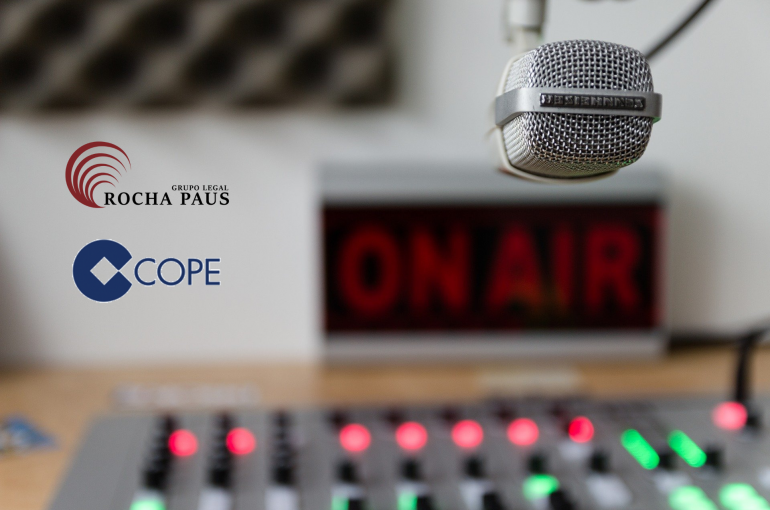 Rocha Paus en la Radio (Multas por desobedecer el confinamiento)