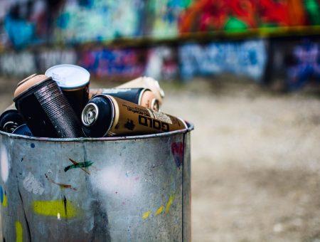 Grafitis: ¿Delito o arte?